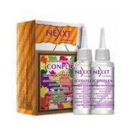 Nexxt Iconplex (Профессиональная защита и восстановление окрашенных и натуральных волос l и ll уровень), 2 средства - купить, цена со скидкой