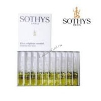 Sothys Essential lipid elixir (Эссенциальный эликсир), 10x1 мл - купить, цена со скидкой