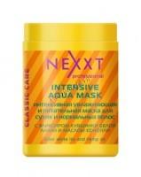 Nexxt Professional Intensive Aqva Mask (Интенсивная  увлажняющая и питательная маска для сухих и нормальных волос) -