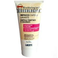 GUAM Маска-шампунь для окрашенных волос BIOECOLOGICO, 150 мл - купить, цена со скидкой