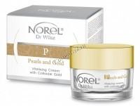 Norel Dr. Wilsz Pearls and Gold Vitalizing cream with colloidal gold (Оздоравливающий крем с коллоидным золотом) - купить, цена со скидкой