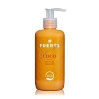 Fuente Coco Moisture Shampoo (Увлажняющий шампунь с УФ – фильтром на основе кокосового масла) -