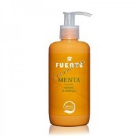 Fuente Menta Herbal Shampoo (Шампунь для чувствительной кожи головы на основе трав) -