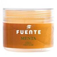 Fuente Menta Herbal Treat Mask (Маска для чувствительной кожи головы на основе трав), 150 мл -