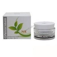 ONmacabim NR Moisturizing cream dry skin spf 15 (Увлажняющий крем для нормальной и сухой кожи спф 15) -