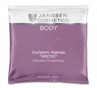 Janssen Cryogenic Alginate «Arctic» (Охлаждающая альгинатная моделирующая лифтинг-маска «Арктик» с водорослями), 250 г - купить, цена со скидкой
