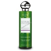 Keune So pure natural balance recover shampoo (Шампунь восстанавливающий) - купить, цена со скидкой