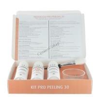 Soskin Kit «Pro Peeling» (Кит «Гликолевый пилинг»), 3 средства по 60 мл - купить, цена со скидкой