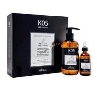 Kaaral K05 Revitae Complex Набор Усилитель роста волос (Тонизирующий шампунь 250 мл, укрепляющий лосьон 50 мл) - купить, цена со скидкой