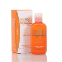Barex After Sun Cream-Shampoo (Крем-шампунь после загара с маслом арганы, маслом макадамии), 250 мл. - купить, цена со скидкой
