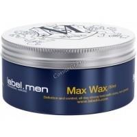 Label.men Max wax (Воск максимальная фиксация), 50 мл  - купить, цена со скидкой
