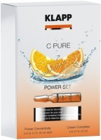 Klapp C Pure Power Set (Набор «Сила витамина C») - купить, цена со скидкой