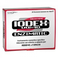 Iodex Enzymatic (Сыворотка для тела для мужчин), 20*10 мл -