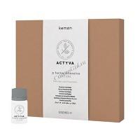 Kemon P factor lotion uomo intensive (Лосьон против выпадения волос для мужчин), 6 мл*12 ампул - купить, цена со скидкой