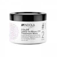 Indola Color Leave-in/rinse-off Treatment Mask (Маска для окрашенных волос) -