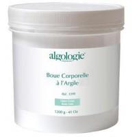Algologie Clay body mud (Маска глиняная жидкая для тела), 1200 гр. - купить, цена со скидкой