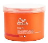 Wella / Крем-маска для жестких волос, 500 мл. - купить, цена со скидкой