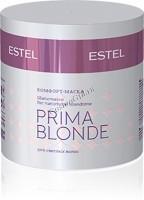 Estel De Luxe Prima Blonde Комфорт-маска для светлых волос, 300 мл. - купить, цена со скидкой