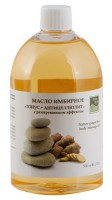 Beauty style toning&anti-cellulite warming ginger oil (Масло имбирное «Тонус + Антицеллюлит» с разогревающим эффектом), 500 мл - купить, цена со скидкой