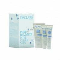 """Declare pure balance Set Pure Balance (Мини-набор """"Чистая кожа""""), 3 средства - купить, цена со скидкой"""