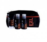 Barex Мини-набор EXL FOR MEN (Шампунь для ежедневного применения+Бальзам для ежедневного применения+Фиксир) - купить, цена со скидкой