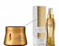 L'Oreal Professionnel Mythic oil (Набор из питательного масла и маски) - купить, цена со скидкой