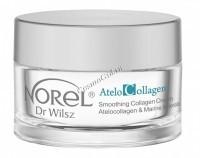 Norel Dr. Wilsz AteloCollagen Smoothing collagen cream (Разглаживающий морщины коллагеновый крем с ателоколлагеном и морскими минералами) - купить, цена со скидкой