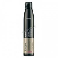Lakme K.Style Fix plus Power (Мусс для укладки волос экстра сильной фиксации), 300 мл - купить, цена со скидкой