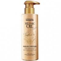 L'Oreal Professionnel Mythic oil souffle d'or (Смываемый уход с золотыми блестками Митик Ойл), 190 мл. - купить, цена со скидкой