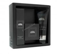 Estel Alpha homme Парфюмерный набор (Парфюмерная вода, дезодорант-спрей, гель для душа), 3 средства - купить, цена со скидкой