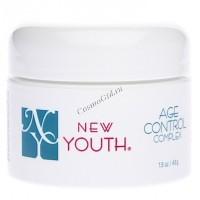New Youth Age control complex (Интенсивный омолаживающий комплекс), 43 мл - купить, цена со скидкой