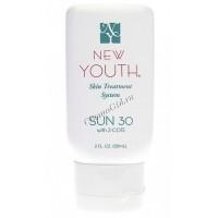 New Youth Sun 30 with Z-Code (Крем косметический солнцезащитный), 59 мл - купить, цена со скидкой