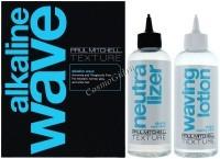 Paul Mitchell Alkaline wave (Щелочная химическая завивка), 1 уп. - купить, цена со скидкой