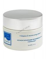 Beauty Style Night moisturising cream with vitamin E (Ночной питательный увлажняющий крем с витамином Е «Аква 24»), 50 мл - купить, цена со скидкой