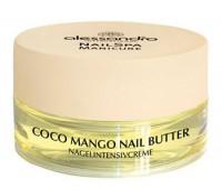 alessandro nail spa Питательный крем для ногтей с маслом манго и кокоса 30g - купить, цена со скидкой