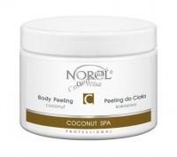 Norel Dr. Wilsz Coconut SPA Coconut body peeling (Кремовый кокосовый скраб для тела), 400 мл - купить, цена со скидкой