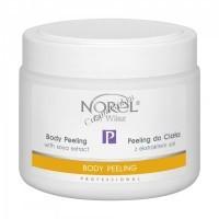 Norel Dr. Wilsz Body peeling with soya extract (Кремовый пилинг для тела с экстрактом сои для возрастной кожи), 400 мл - купить, цена со скидкой