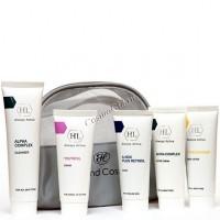 Holy land Travelling Set for Dry Skin (Комплект для путешествий), 5 предметов - купить, цена со скидкой