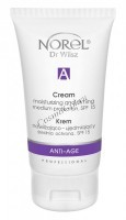 Norel Dr. Wilsz Anti-Age Moisturizing and firming cream SPF 15 (Увлажняющий и укрепляющий крем с SPF 15) -