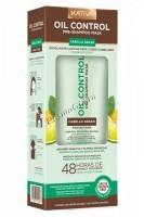 Kativa Oil Control Pre shampoo mask (Маска «Контроль» перед мытьем шампунем для жирных волос), 200 мл - купить, цена со скидкой