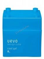 Demi Uevo Design Cube Cool Gel (Гель для укладки степень фиксации 8, блеск 4) - купить, цена со скидкой