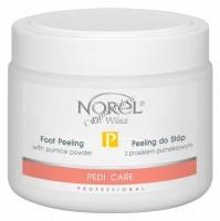 Norel Dr. Wilsz Pedi Care Foot peeling with pumice powder (Пилинг-пудра с пемзой для ног), 500 мл - купить, цена со скидкой