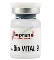 Soprano Bio Vital 9 (Биоревитализация), 6 мл - купить, цена со скидкой