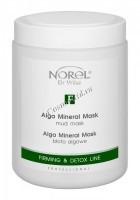 Norel Dr. Wilsz Alga Mineral Mud mask (Грязевая минеральная маска), 1000 мл - купить, цена со скидкой