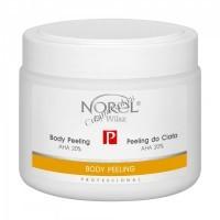 Norel Dr. Wilsz Body peeling AHA 20% (Гелевый пилинг для тела без абразива на основе 20% молочной кислоты рH 4,5), 400 мл - купить, цена со скидкой