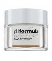 PHformula M.E.L.A. 1 powerclayTM (Активная обновляющая маска для кожи с пигментацией), 50 мл -