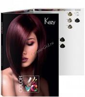 Kezy Color Vivo (Большая палитра красителя).  - купить, цена со скидкой