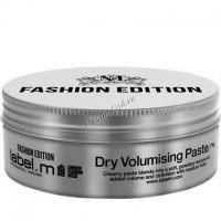 Label.m Fashion Edition Dry Volumising Paste (Сухая паста для объема), 75 г - купить, цена со скидкой