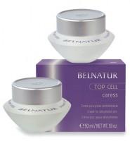 Belnatur Top cell caress Легкий, защитный и увлажняющий крем для всех типов кожи 50 мл. - купить, цена со скидкой