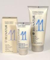 Belnatur Защитный питательный крем для рук с коллагеном и эластином, MANOS CREAM, BELNATUR, 75 мл. - купить, цена со скидкой